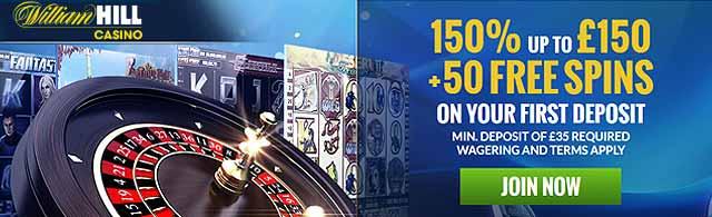 online william hill casino mega joker